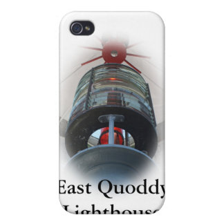East Quoddy Lighthouse Light Cases For iPhone 4