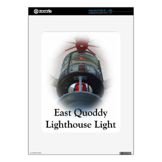 East Quoddy Lighthouse Light Decals For The iPad