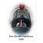 East Quoddy Lighthouse Light Post Card