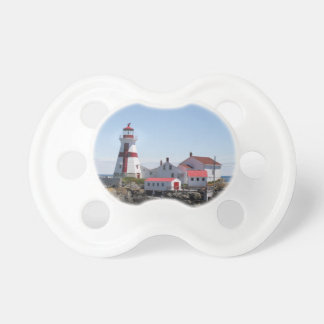 East Quoddy Lighthouse Pacifier