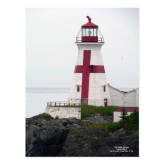 East Quoddy Lighthouse Postcard