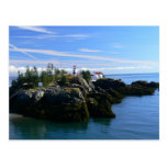 East Quoddy Lighthouse-Postcard