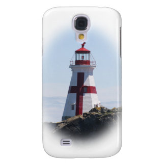 East Quoddy Lighthouse Samsung Galaxy S4 Case