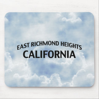 East Richmond Heights California Mouse Pad