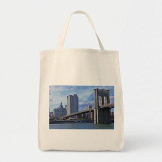East River Brooklyn Bridge Municipal Building Bag