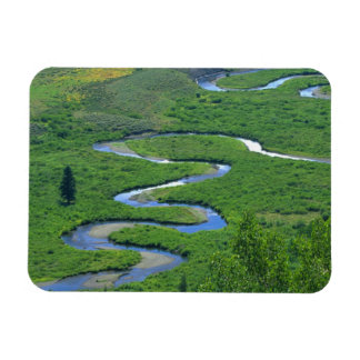 East River near the town of Crested Butte. Magnet