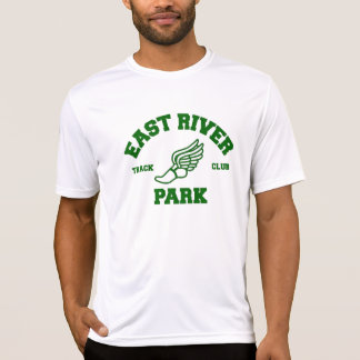 East River Park Track Club Tech T T-Shirt