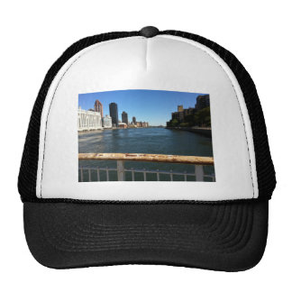 East River View Into Hell Gate Trucker Hat