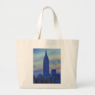 East River View of the Empire State Building A1 Tote Bag