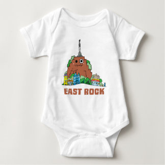 East Rock Baby Bodysuit