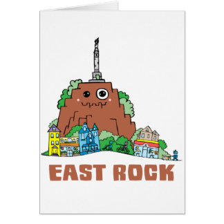East Rock Card