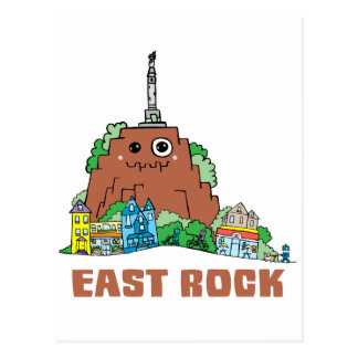 East Rock Postcard