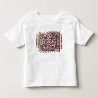 East Roman Empire tapestry showing wild beast Toddler T-shirt