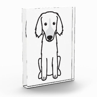 East Russian Coursing Hound Dog Cartoon Awards