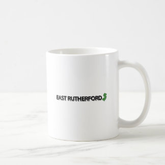 East Rutherford, New Jersey Coffee Mug