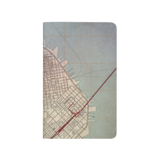 East San Francisco Topographic Map Journal