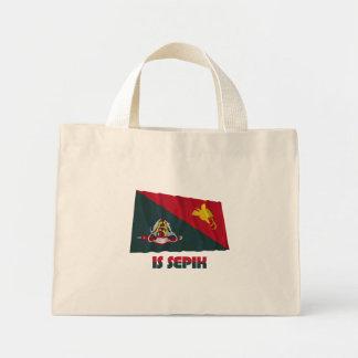 East Sepik Province Waving Flag Bags