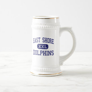 East Shore Dolphins Middle Milford 18 Oz Beer Stein