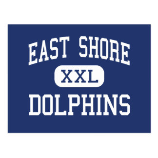 East Shore Dolphins Middle Milford Postcard