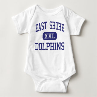 East Shore Dolphins Middle Milford T Shirts