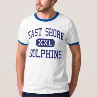 East Shore Dolphins Middle Milford Tshirt