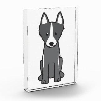 East Siberian Laika Dog Cartoon Award