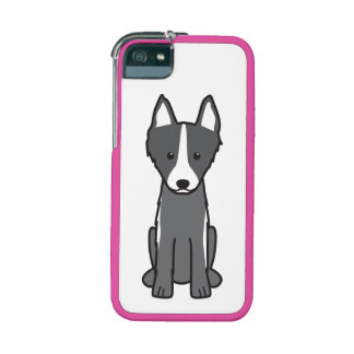 East Siberian Laika Dog Cartoon iPhone 5 Covers