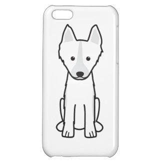 East Siberian Laika Dog Cartoon iPhone 5C Case