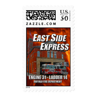 East Side Express (E31/L14) Postage