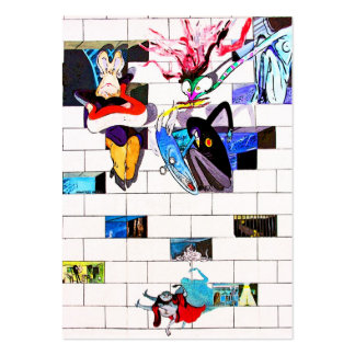 East Side Gallery, Berlin Wall, Brick Art(1) Large Business Cards (Pack Of 100)