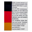 East Side Gallery, Berlin Wall, Commerate Fall Of, Poster