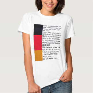 East Side Gallery, Berlin Wall, Commerate Fall Of, T-Shirt
