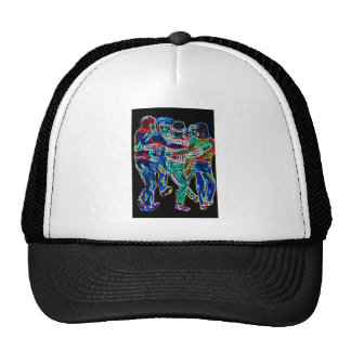 East Side Gallery, Berlin Wall, Dancing (2) Trucker Hat