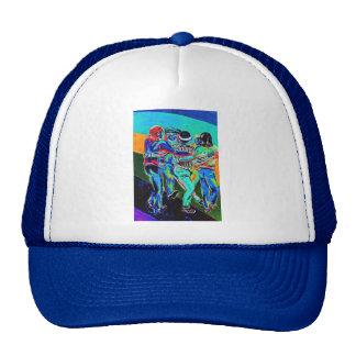 East Side Gallery, Berlin Wall, Dancing (3) Trucker Hat