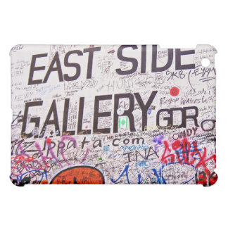 East Side Gallery, Berlin Wall, Graffiti iPad Mini Case