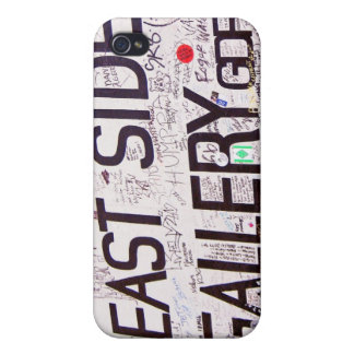 East Side Gallery, Berlin Wall, Graffiti Cover For iPhone 4