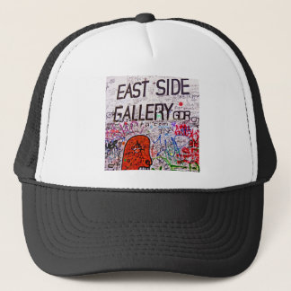 East Side Gallery, Berlin Wall, Graffiti Trucker Hat