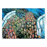 East Side Gallery, Berlin Wall, Mass Escape Greeting Cards