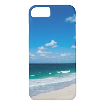 Beach Themed East Side Of The Beach iPhone 8/7 Case