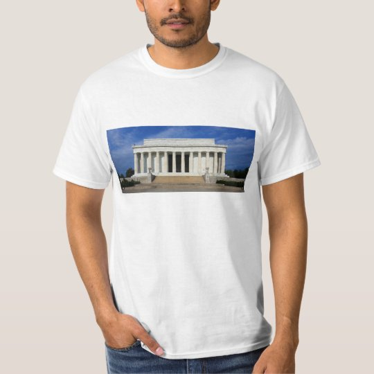 East Side of the Lincoln Memorial Washington D.C. T-Shirt