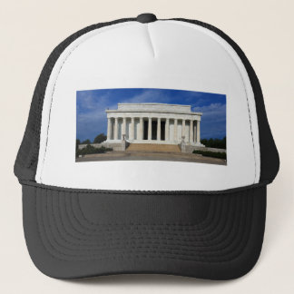 East Side of the Lincoln Memorial Washington D.C. Trucker Hat