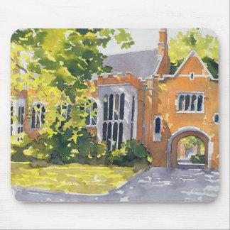 East Side Old Hall Lincoln's Inn 1983 Mouse Pad