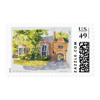 East Side Old Hall Lincoln's Inn 1983 Stamp