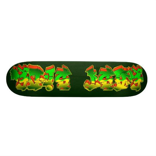 East side skateshop skateboard deck