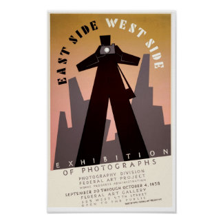 East Side West Side Poster