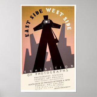 East Side West Side Print