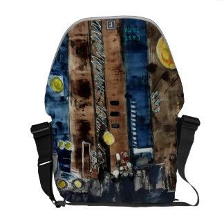 East SOMA - Messenger Bag - Walkerart to Go