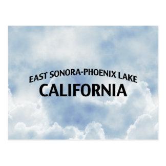 East Sonora-Phoenix Lake California Postcard