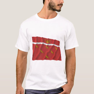 East Sussex Waving Flag T-Shirt
