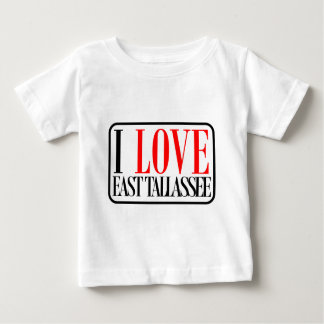 East Tallahassee, Alabama Baby T-Shirt